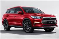比亚迪SA2正式定名宋Pro  将于上海车展首发亮相