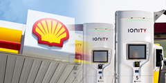 壳牌合作IONITY 在法国开设首个高功率快速充电站