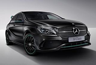 奔驰新款A级正式上市 售23.4万-36万元
