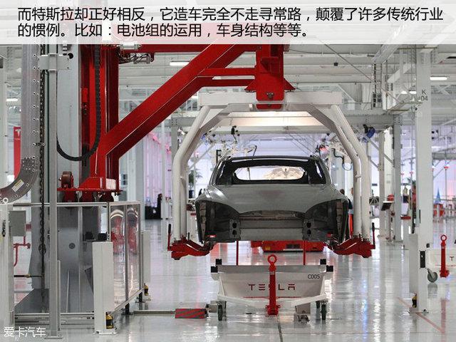 这是为什么特斯拉的model s出现能够惊艳世人,而我们的电动汽车却总是