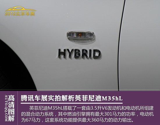 [图解新车]英菲尼迪M35hL 后排空间最大化