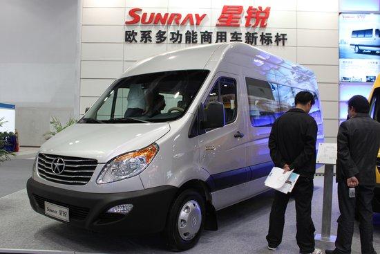新生代崛起 江淮星锐领跑商用车市场