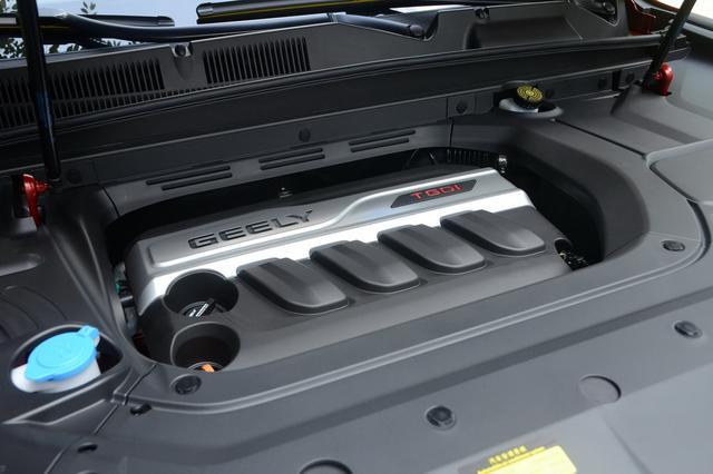 重排座次 四大自主紧凑SUV改款换代完成(2)