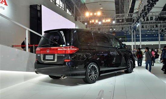 东风本田引入Elysion车型 明年国产上市