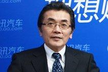 东风日产乘用车公司总经理 松元史明