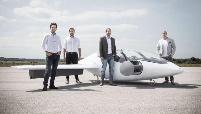 腾讯领投德国飞行汽车公司 电动飞行出租时速299公里