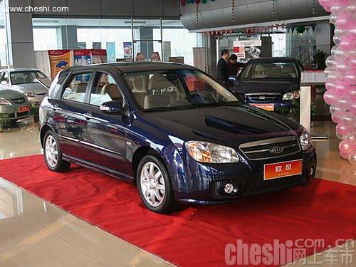 SUV/豪华车/小改款 起亚4款新车将国产