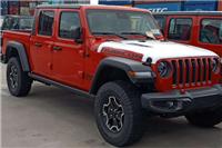 上海车展最值得期待车型 Jeep Gladiator到港谍照!