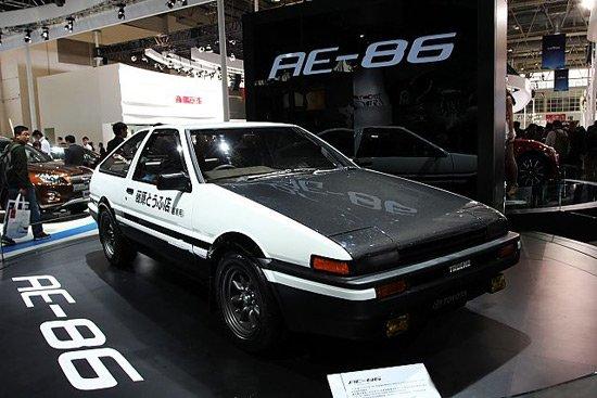 丰田86上市感受及静态简析 丰田的醒悟