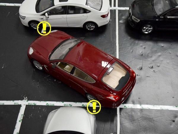停车为什么要车头朝外?这4点告诉你这样停的好处