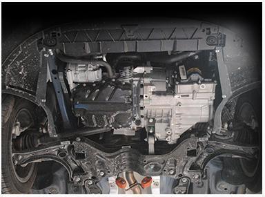 """""""发动机下护板""""究竟有没有必要安装?"""