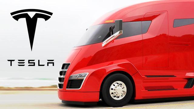 电动卡车对比:特斯拉Semi与戴姆勒eCanter