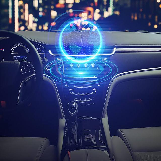 2018北京车展新能源汽车