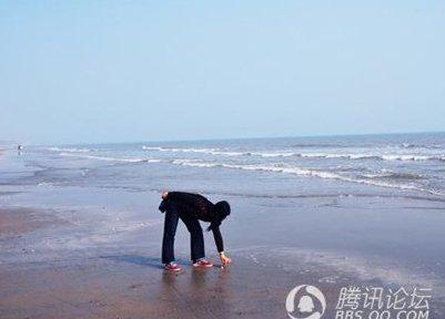 自驾之旅--广东茂名 中国第一滩