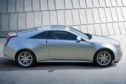 凯迪拉克CTS Coupe 上海车展亚太首发在即