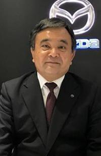 马自达(中国)企业管理有限公司董事长渡部宣彦