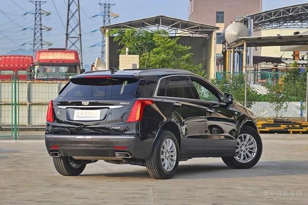 凯迪拉克XT5或推9AT车型 提高燃油经济性