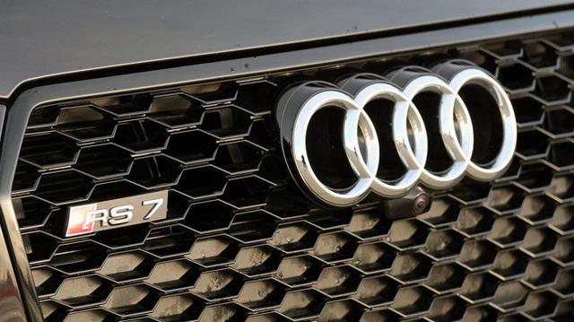 奥迪全新RS 7将搭混动系统 或2018年亮相