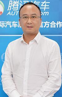 吉利汽车销售公司副总经理宋军