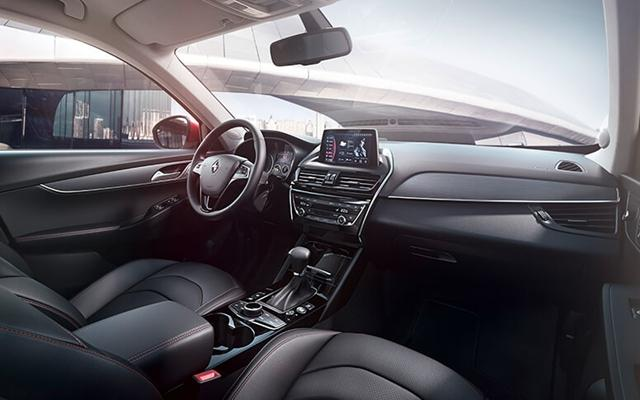 宝沃BX5配置信息曝光 共计推8款车型可选