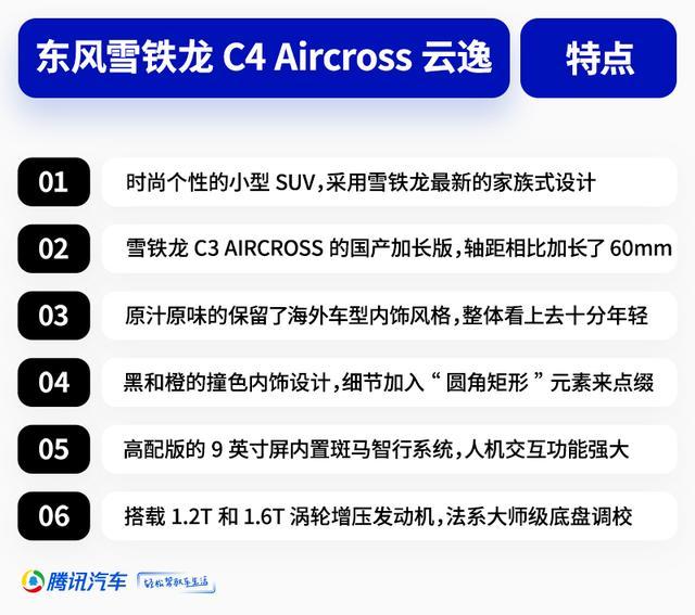 售11.58万元 东风雪铁龙C4 AIRCROSS云逸面市