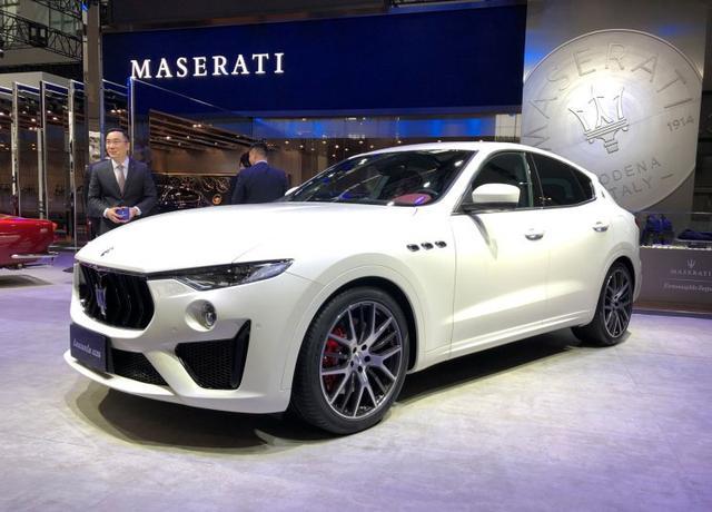 玛莎拉蒂Levante GTS车展上市 售159.8万起