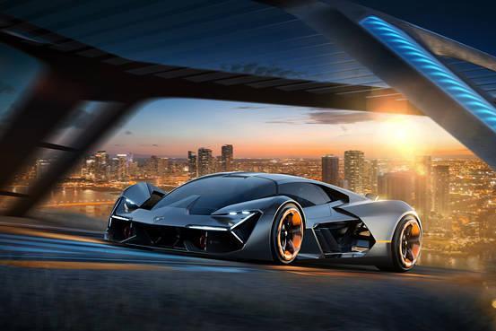 法拉利和兰博基尼正?#21512;?#30740;发新型混合动力超级跑车
