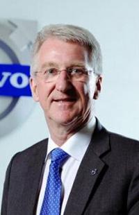 沃尔沃汽车集团全球高级副总裁及亚太区首席执行官拉尔斯・邓