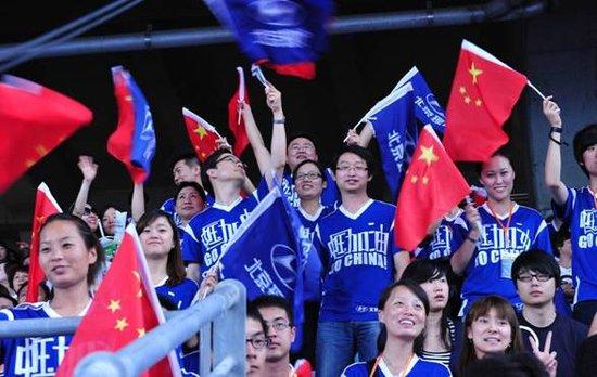 北京现代大邱田径世锦赛观赛团精彩纪行高清图片