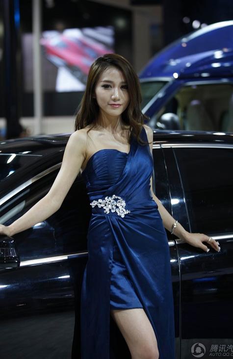 36-性感丽人文丹妮_腾讯汽车_腾讯网