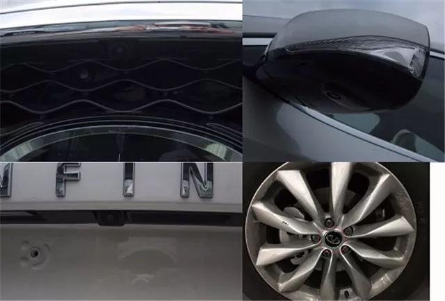 豪华SUV市场搅局者 国产全新QX50将6月上市