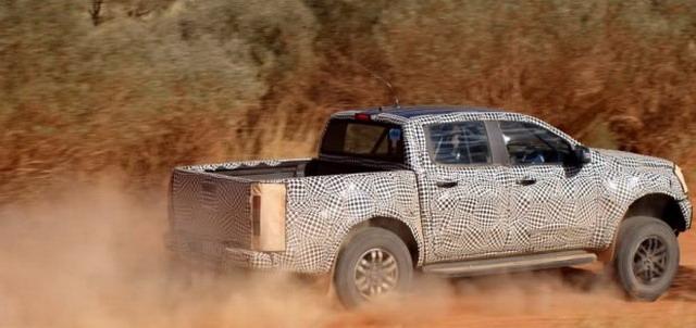 美系硬派皮卡 福特Ranger猛禽版2018年首发
