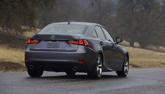 [新车解析]雷克萨斯新一代IS技术亮点解析