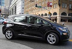 通用或联手lyft部署千辆Bolt自动驾驶车 明年路测