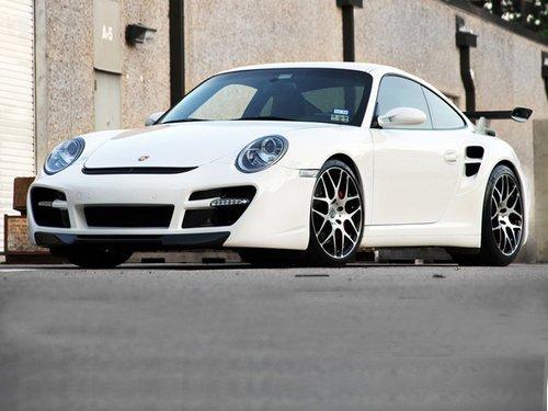 旧貌换新颜 AutoDynamica改装911 Turbo