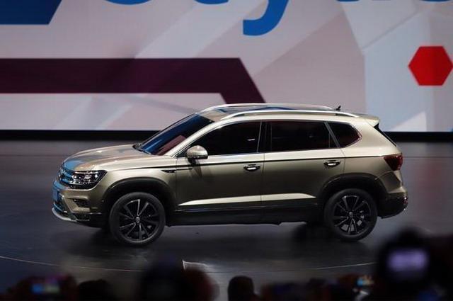 上汽大众全新紧凑型SUV 定名途皓或途浩