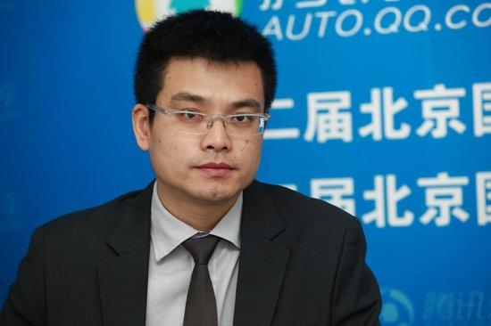 褚健:荣威品牌定位中高端 欲打造全系车型