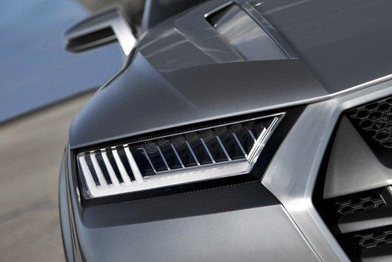 奥迪6项全新技术深度解析 可实现自动驾驶