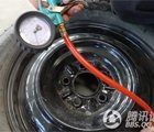 检查轮胎及备胎