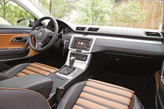 VR6之低吟浅唱 试驾一汽大众CC 3.0 V6