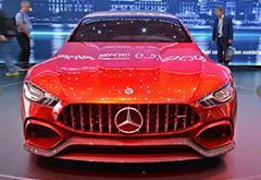 梅赛德斯准备AMG品牌电动化