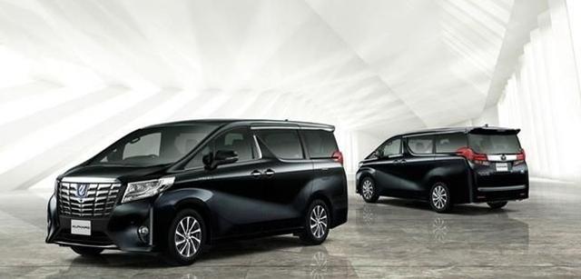 丰田埃尔法混动版有望引入 百公里油耗5.4L