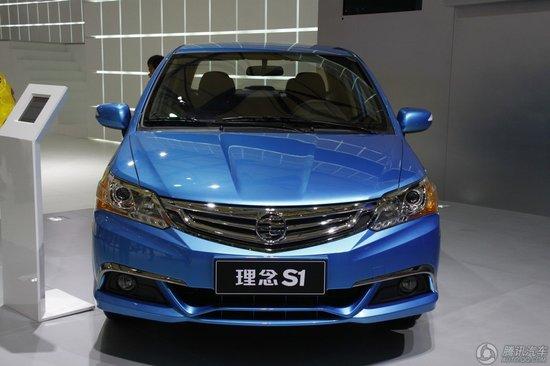 全新理念S1上海车展正式发布 或将5月上市