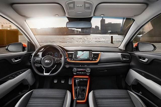 起亚推全新小型SUV Stonic或将8月国产