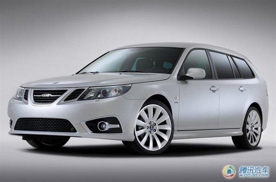 外观稍有变化 萨博9-3发布终极改款车型