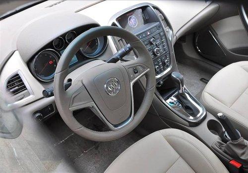 英朗GT安全驾驭与动力操控的平衡选择
