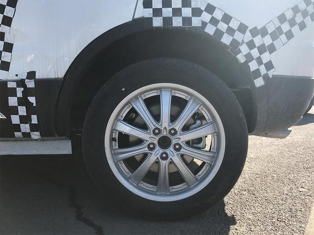 新一代海马S5骡车谍照曝光 全新设计风格