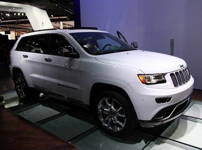 Jeep新款大切诺基
