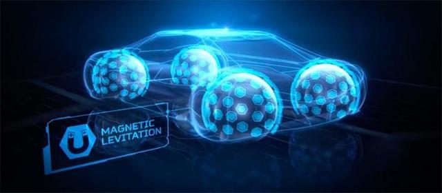 苹果或将为其自动驾驶汽车打造球形车轮