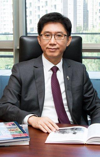 宝沃汽车(中国)有限公司执行副总裁陈威旭